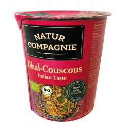 COUSCOUS INDIO INSTANTANEO...