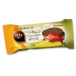 TORTITAS DE MAIZ CHOCOLATE...