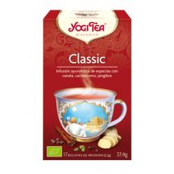 YOGI TEA CLASSIC BIO 17...