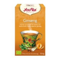 YOGI TEA GINSENG BIO 17...