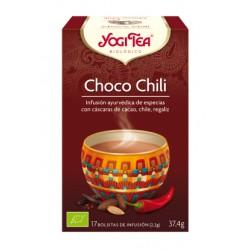 YOGI TEA CHOCO CHILI BIO 17...