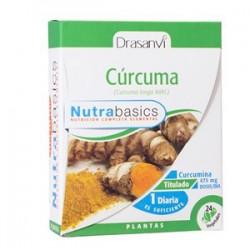 CURCUMA 24 CAPSULAS NUTRABASIC
