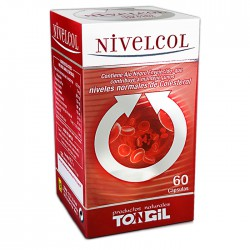 NIVELCOL 60 CAPSULAS