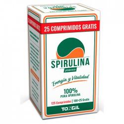 SPIRULINA 125 COMPRIMIDOS...