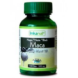 MACA NEGRA 100 CAPS  500MG