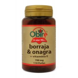 BORRAJA Y ONAGRA 500MG 110...