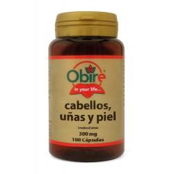 CABELLOS UÑA (LEV Y...