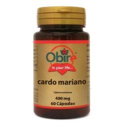 CARDO MARIANO 400MG  60CAPS