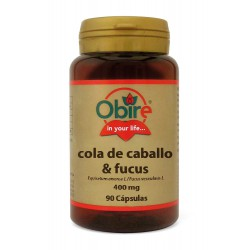 COLA CABALLO Y  FUCUS 400MG...