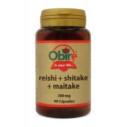 REISHI SHITAKE MAITAKE 300...